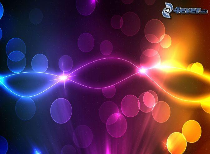 regenbogen muster bunte linien - photo #5