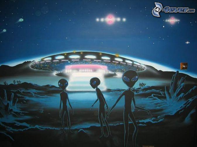 außerirdischen