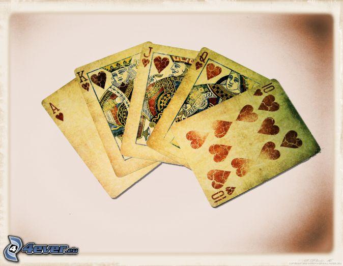 poker beste karten