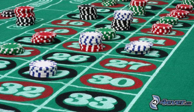 zahlen roulette