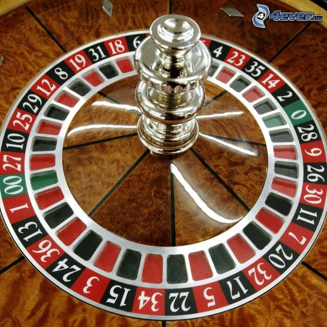 What do numbers on roulette wheel add up to