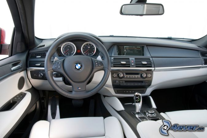 interieur des bmw x6. Black Bedroom Furniture Sets. Home Design Ideas