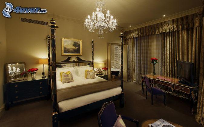 schlafzimmer,-doppelbett,-lampe,-nachttisch-192830