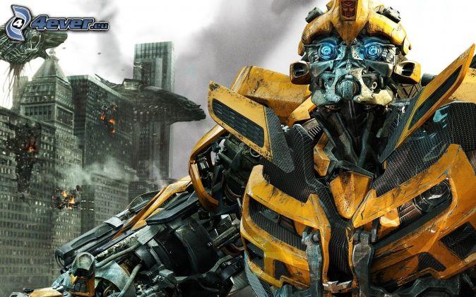 Transformers Serien
