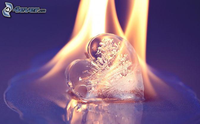 Herz feuer
