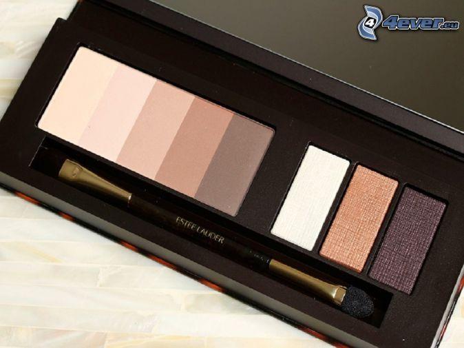 make-up, Pinsel