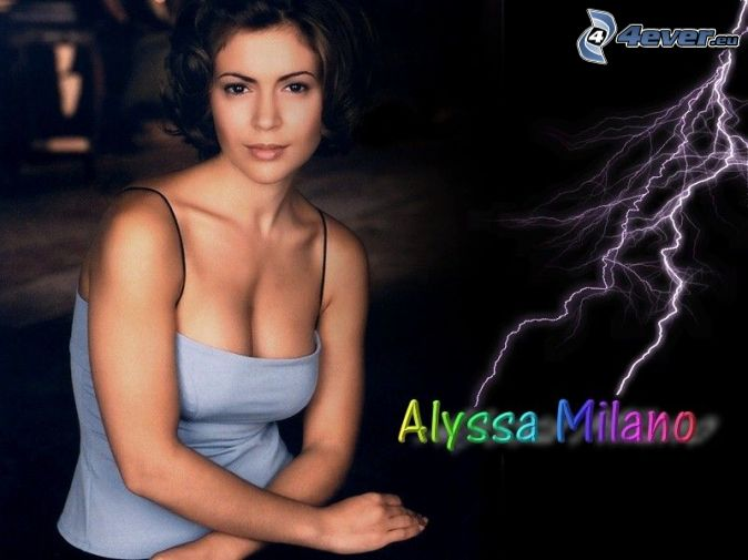 Bestes Alyssa Milano Nacktvideo