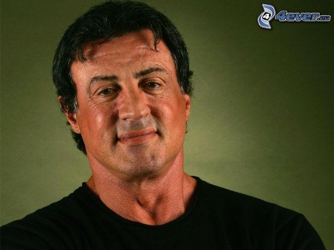 Sylvester Stallone Größe