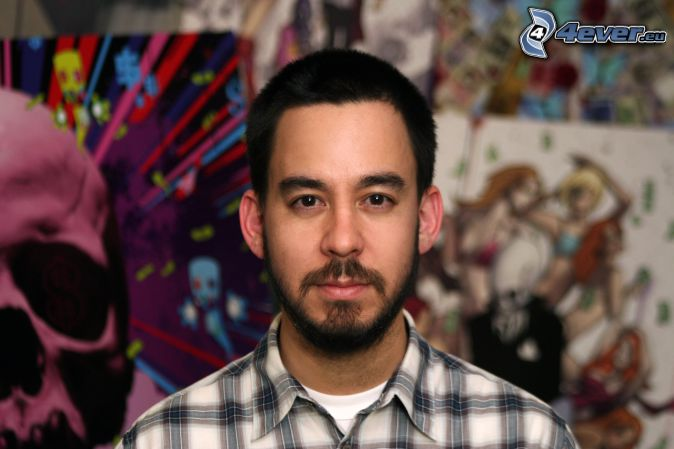 Mike Shinoda, Schädel