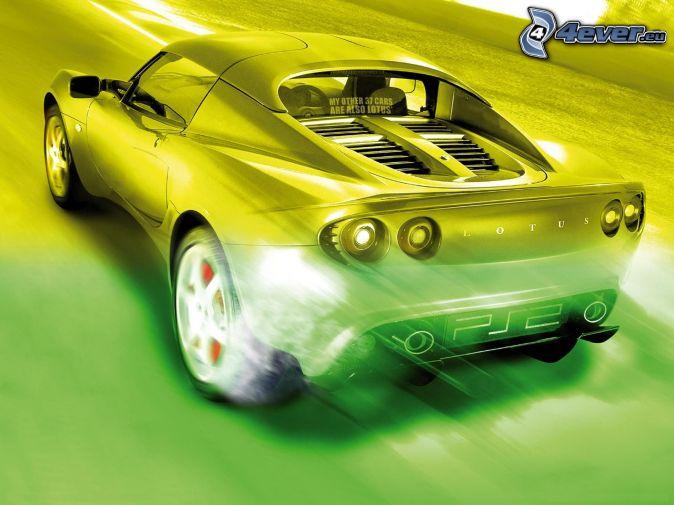 Lotus Elise, Auto, Rennen