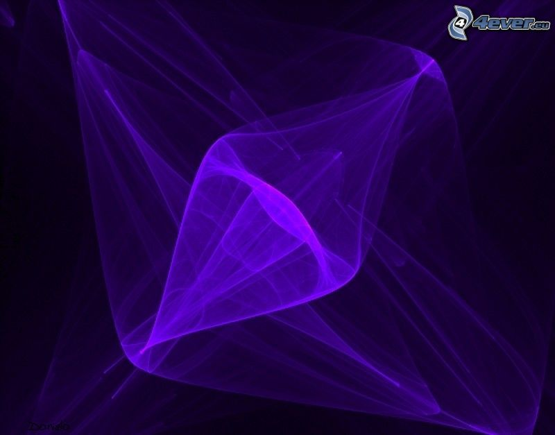 abstrakt, Fraktal