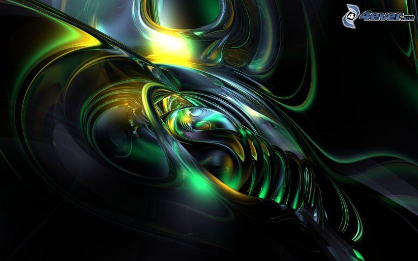 abstrakte Form