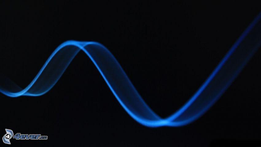 abstrakte Linie