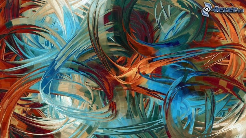 abstrakter Hintergrund, Linien