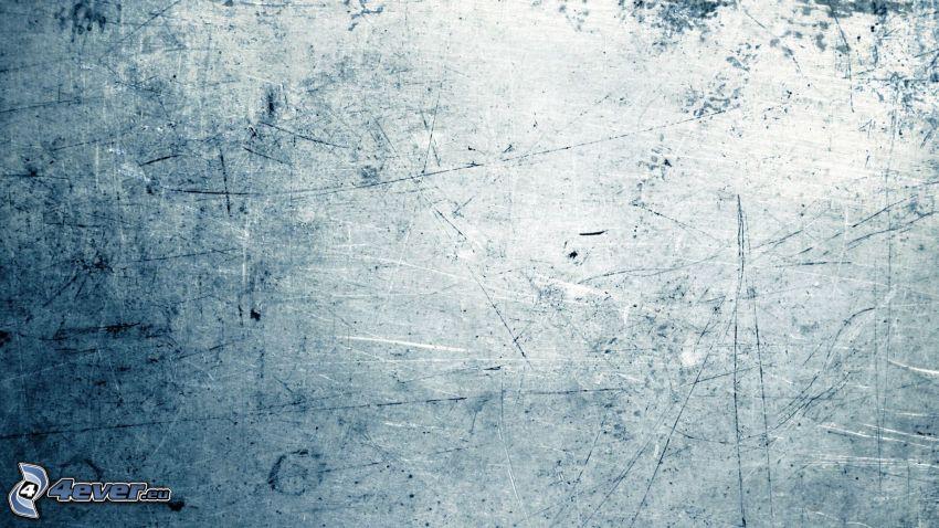 blauer Hintergrund, Linien, Glas