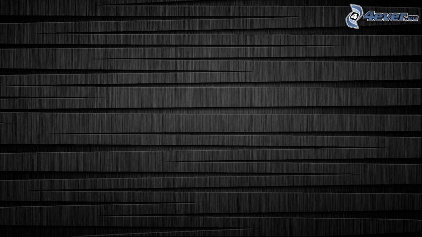 Linien, Gürtel, schwarzem Hintergrund