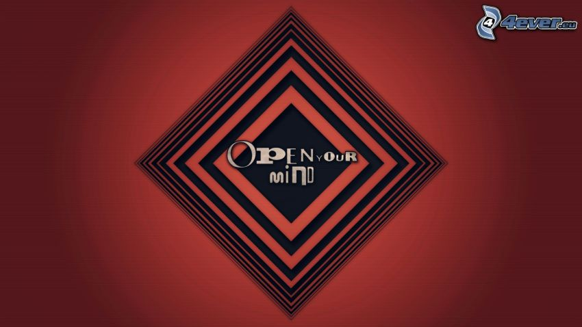 Open your mind, Quadrate