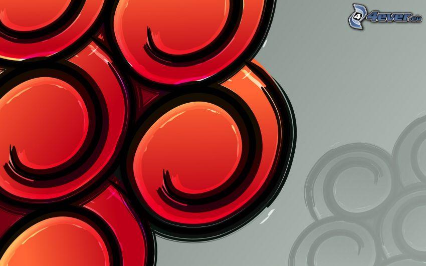 Spiralen, Kreisen
