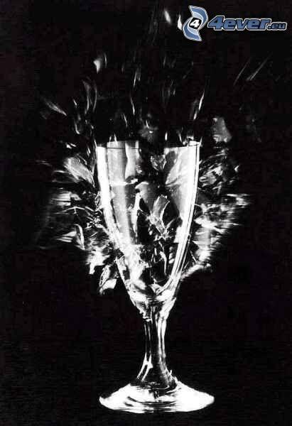 Tasse, Glas, Scherben
