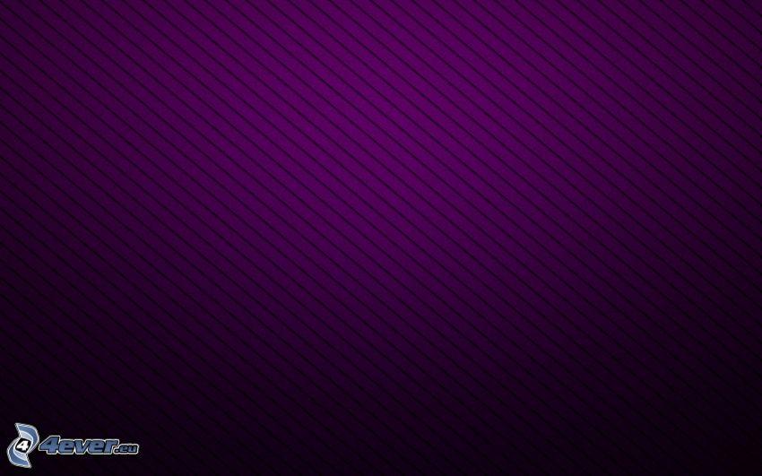 violett Hintergrund, Linien