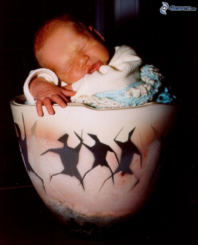 Baby, Mensch, Menschen, Keramik