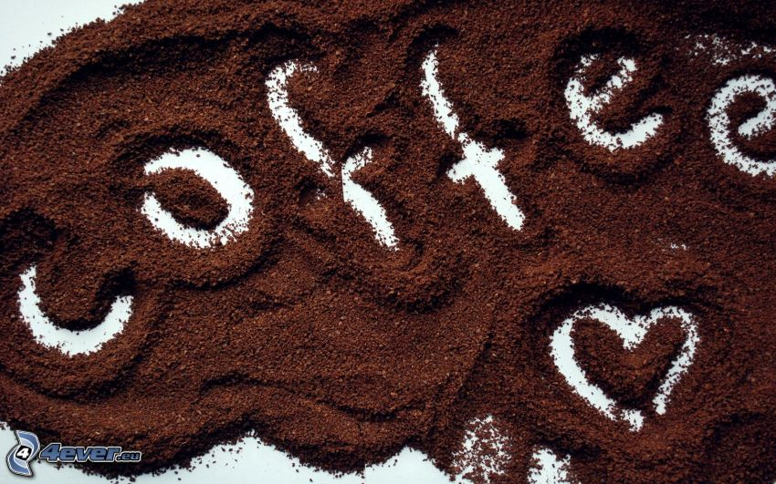 coffee, Kaffee, Herz