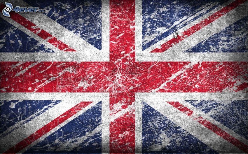 Englisch Flagge