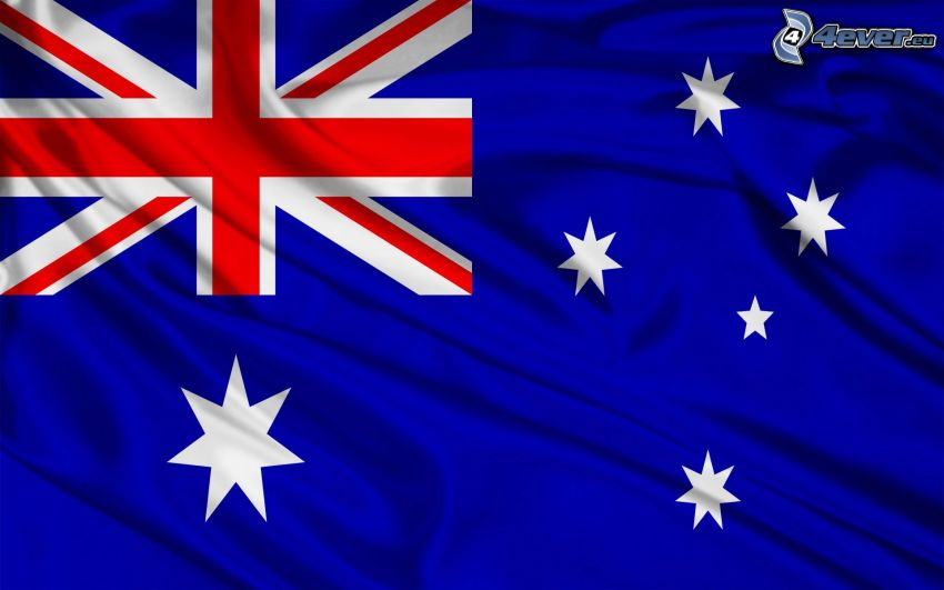 Flagge, Australien