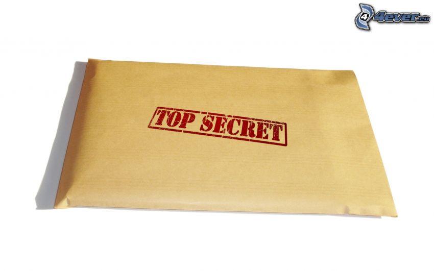 Geheimnis, Briefumschlag