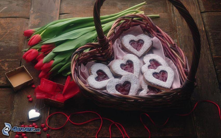 Kekse, Tulpen