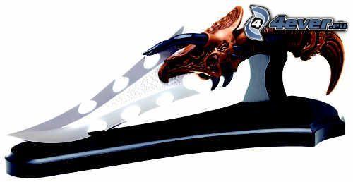 Messer, Dolch