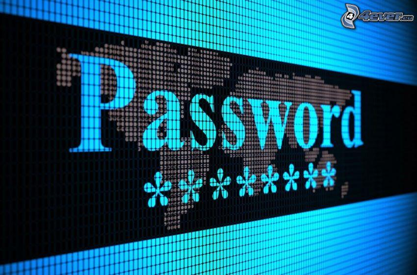 password, Passwort, Sterne, Weltkarte