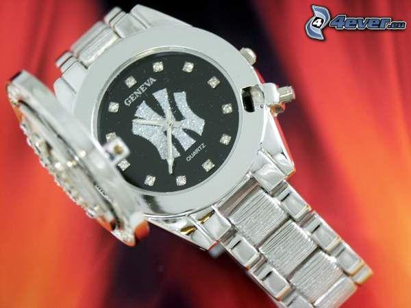 Quartz, Armbanduhr