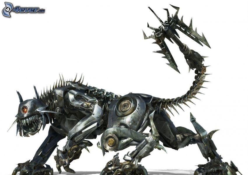 Robot, mechanisches Tier