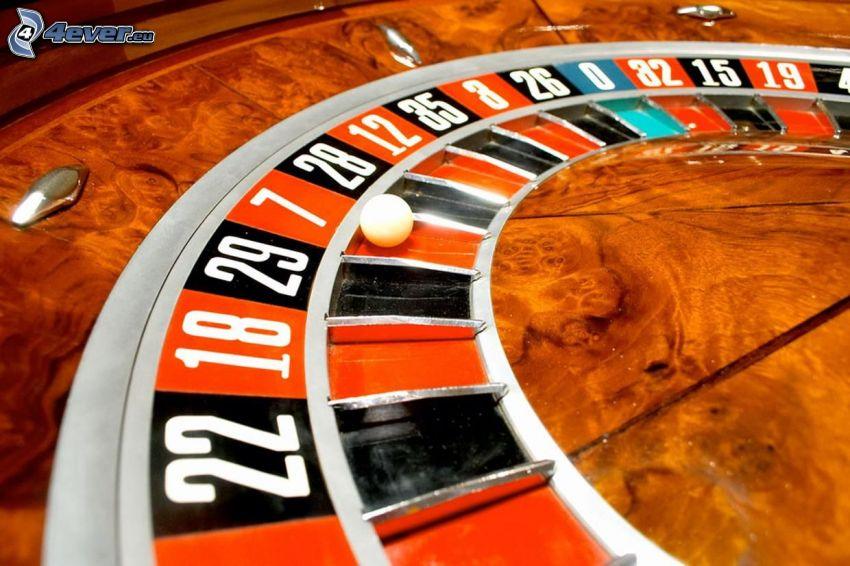 Roulette, Kugel