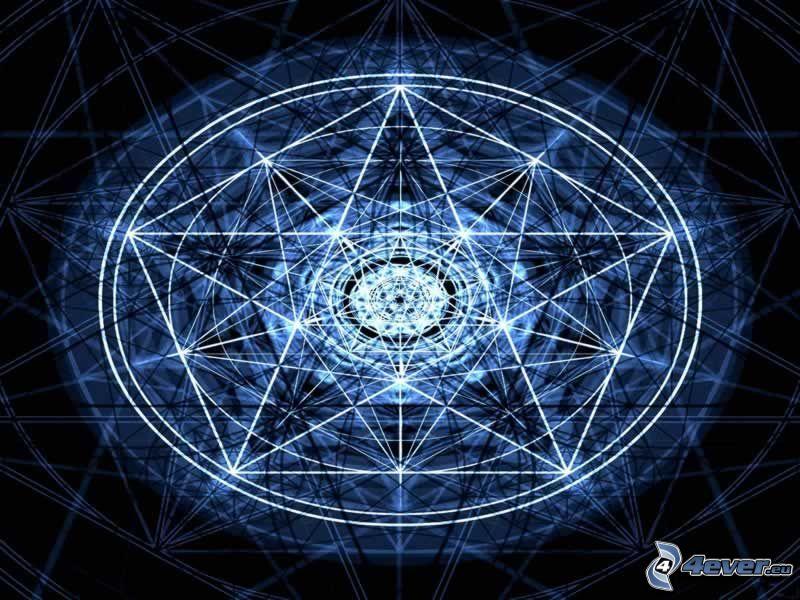 Stern, Fünfeck, Pentagramm