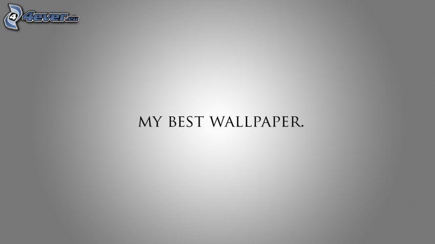 wallpaper, grauen Hintergrund