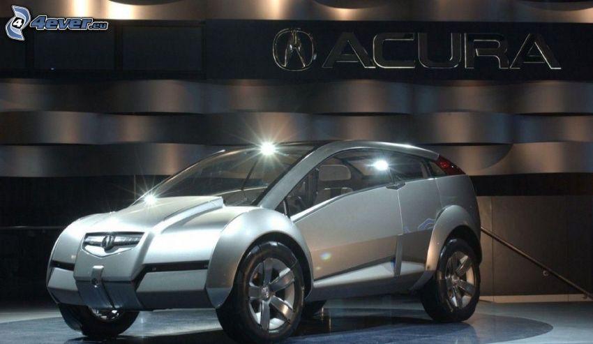 Acura, Konzept, Ausstellung