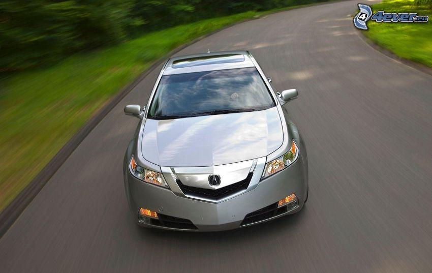 Acura TL, Geschwindigkeit, Straße
