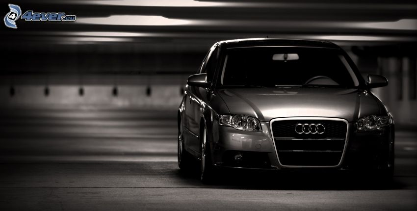 Audi A4, Garage