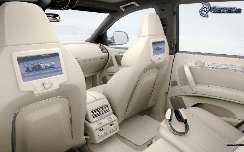 Audi Q7, Innenraum