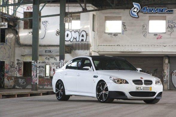 BMW 5, die alte Fabrik