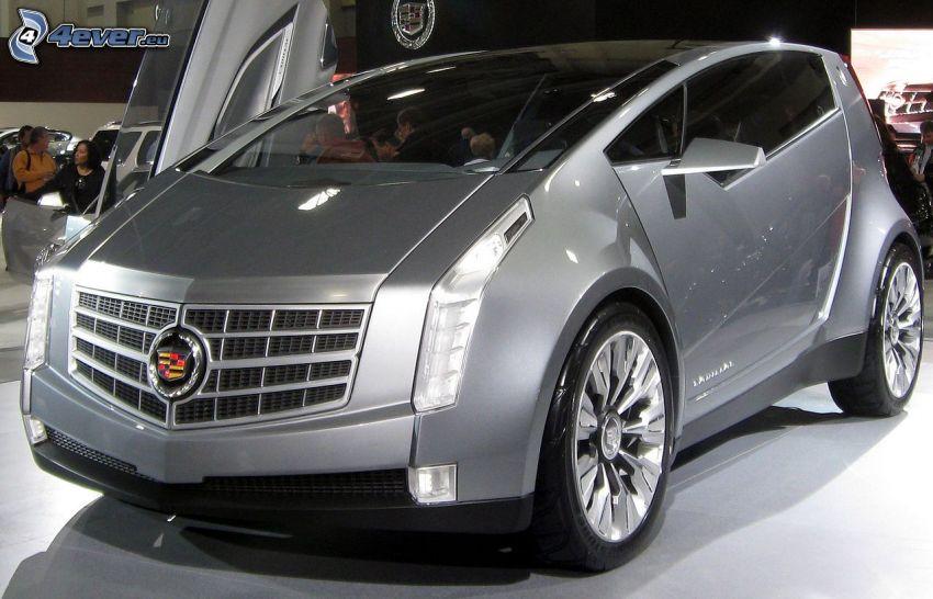 Cadillac Urban Luxury, Ausstellung, Automobilausstellung