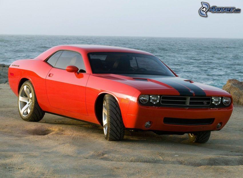Dodge Challenger, Oldtimer, Meer