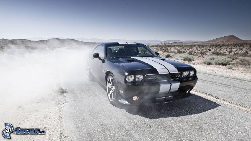 Dodge Challenger, Rauch