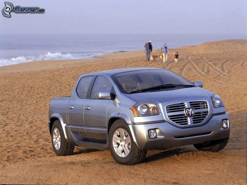Dodge MAXXcab, SUV, Sandstrand