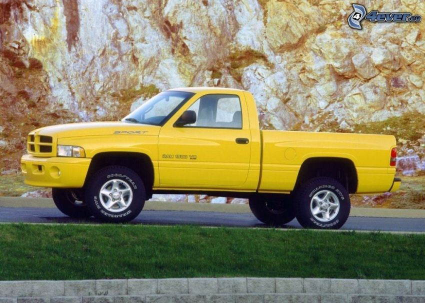 Dodge Ram 1500 V8, SUV, Auto