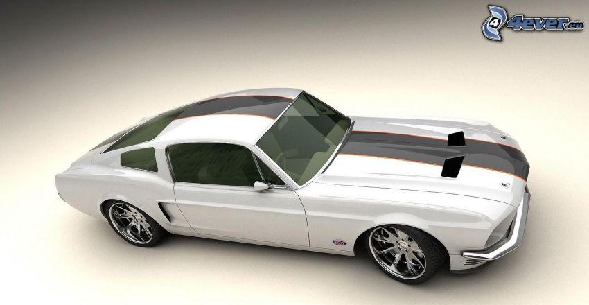 Ford Mustang, Oldtimer