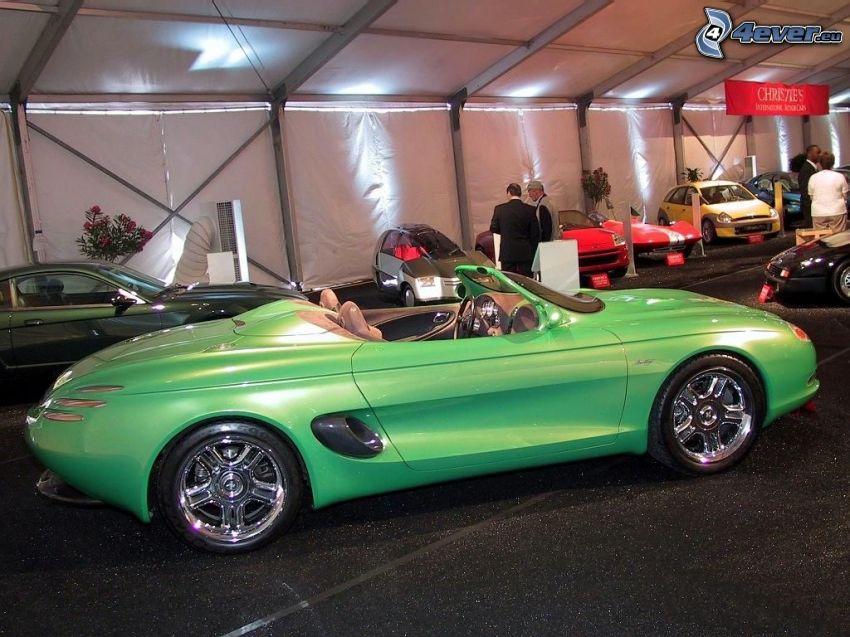 Ford Mustang Mach III, Konzept, Automobilausstellung, Ausstellung