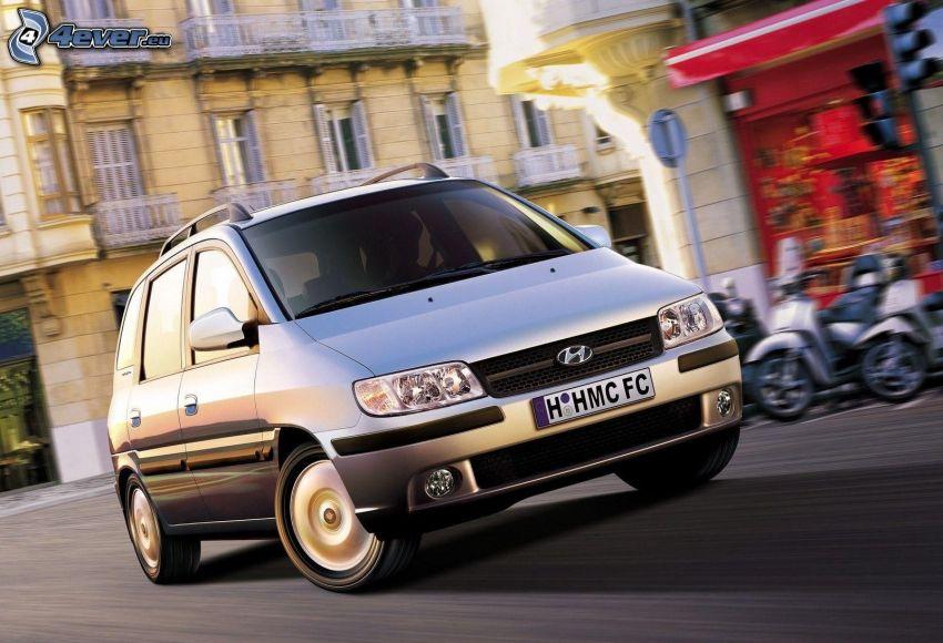 Hyundai, Geschwindigkeit
